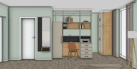 roehrbush_appartementhaus düsseldorf